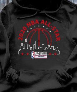 2020 NBA AllStar Black Got The Skills shirt Hoodie