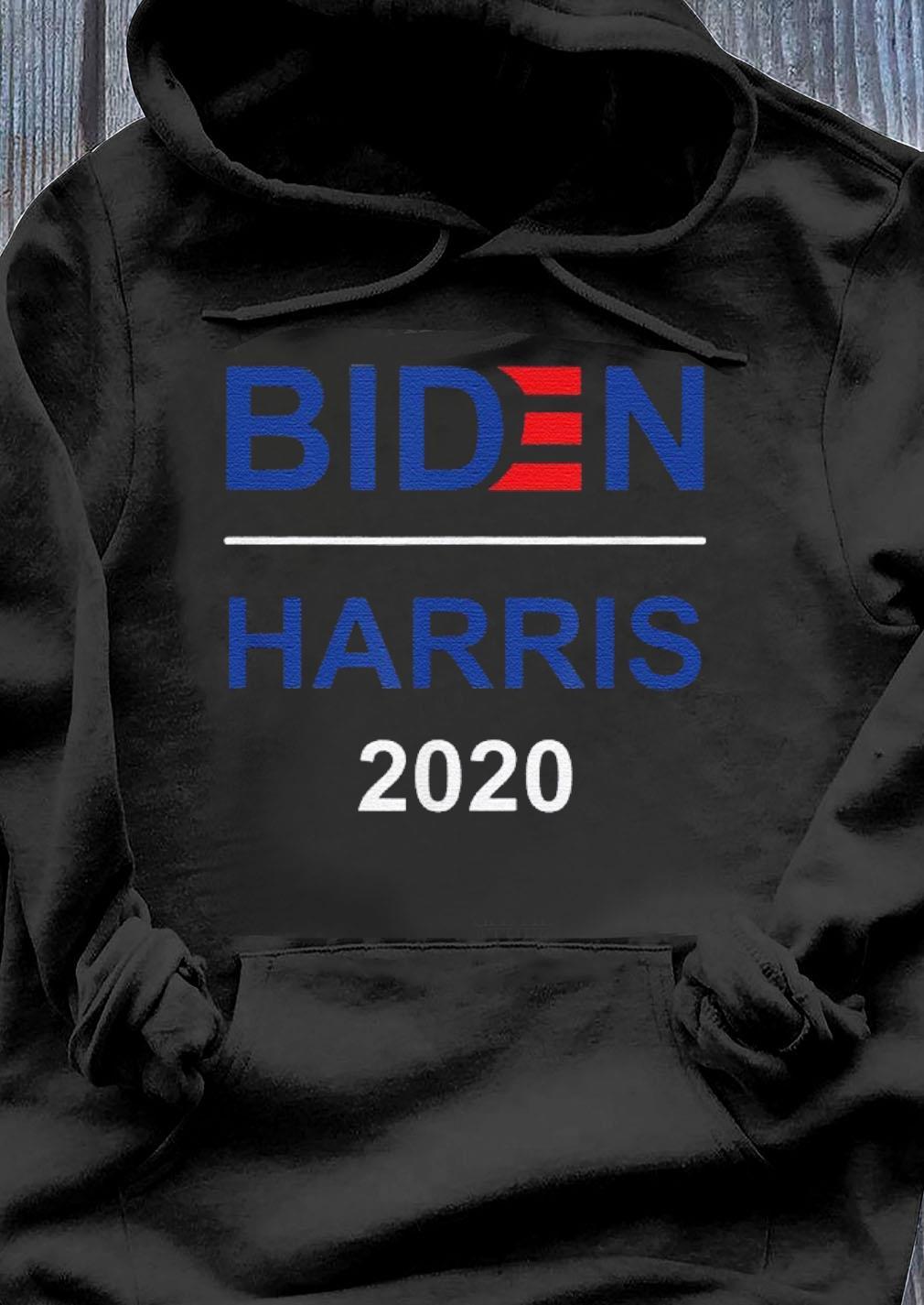 Biden Harris 2020 Elect The Biden Harris Team s Hoodie