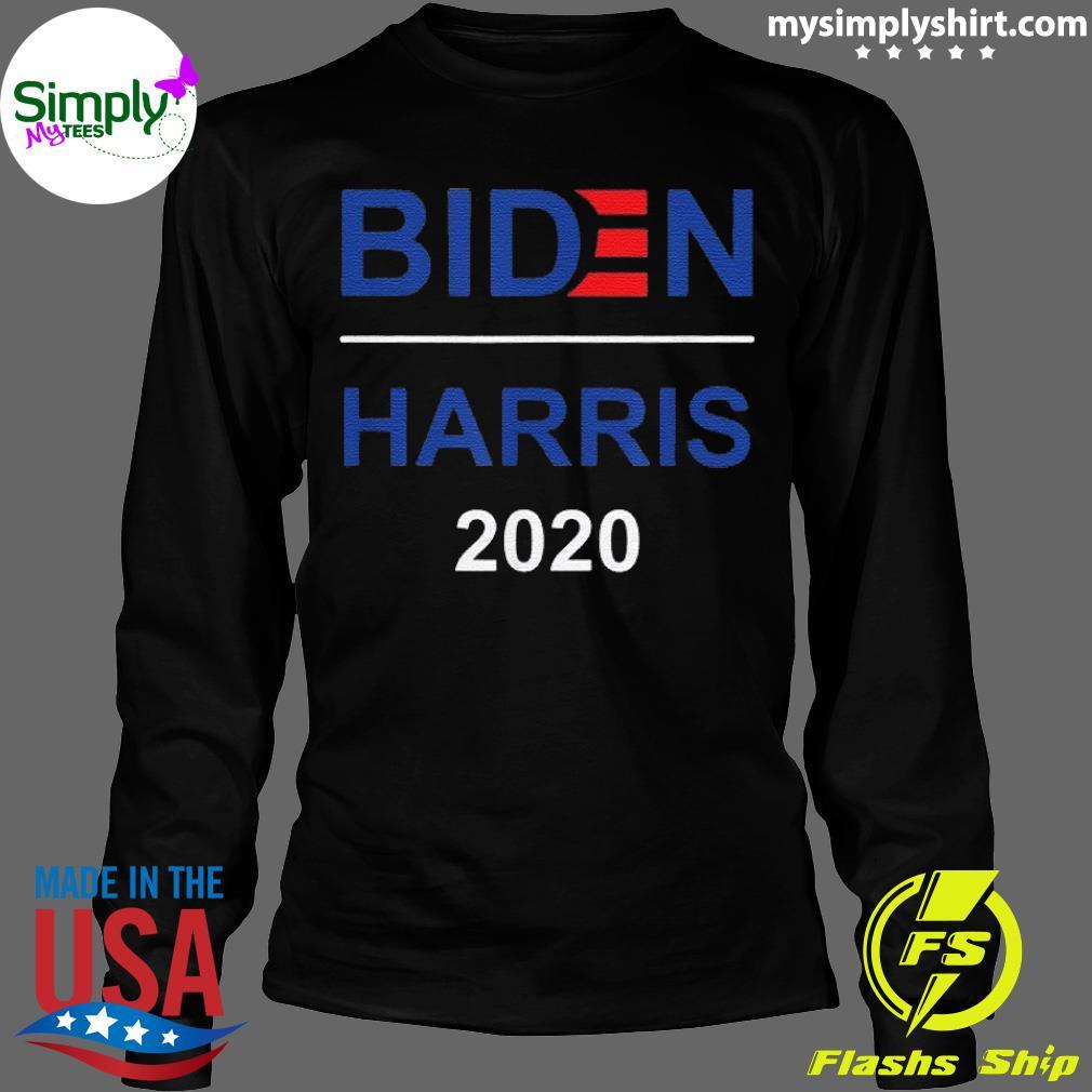 Biden Harris 2020 Elect The Biden Harris Team s Longsleeve