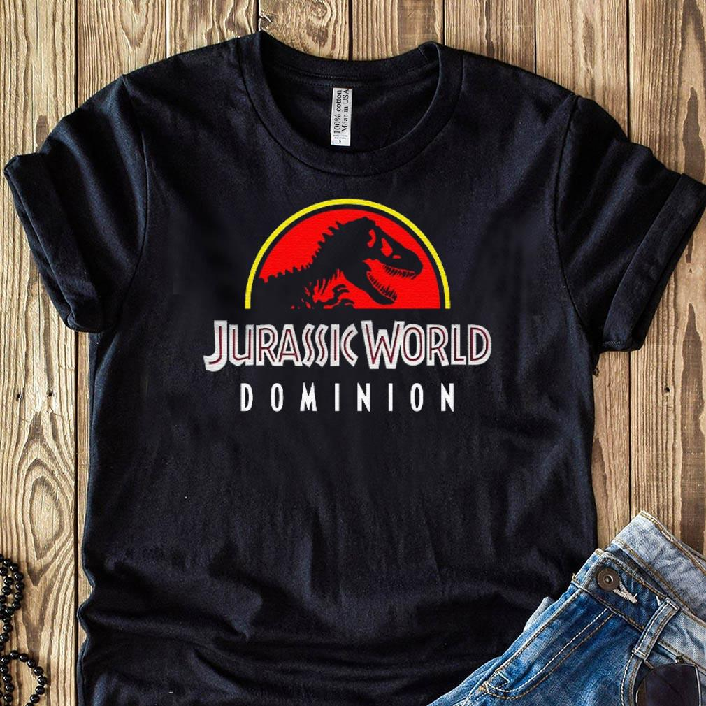 Jurassic World Dominion shirt