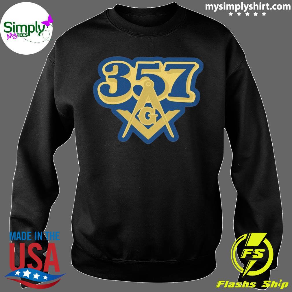 357 Freemasonry Logo Shirt Sweater