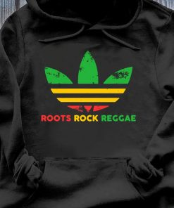 Adidas Roots Rock Reggae Shirt Hoodie