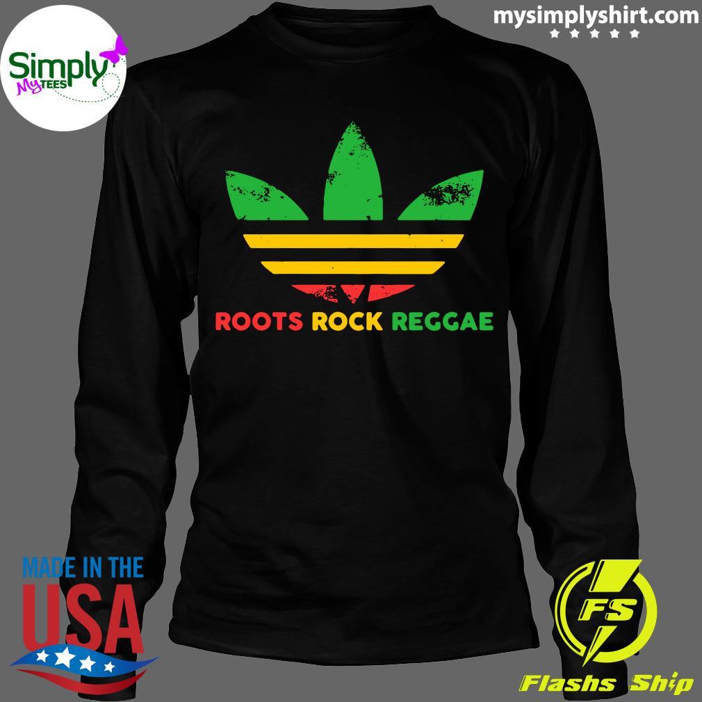 Adidas Roots Rock Reggae Shirt Longsleeve