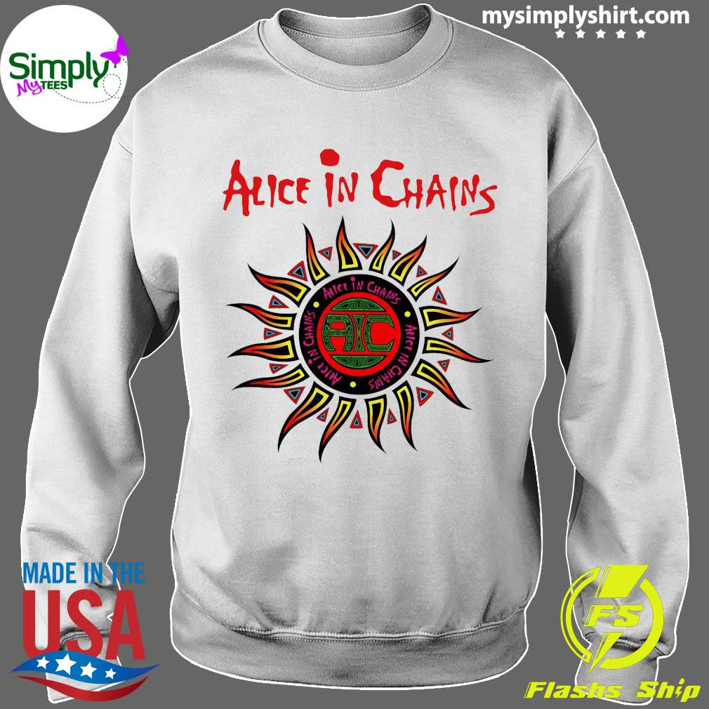 Alice In Chains American Rock Band Logo Shirt Sweater