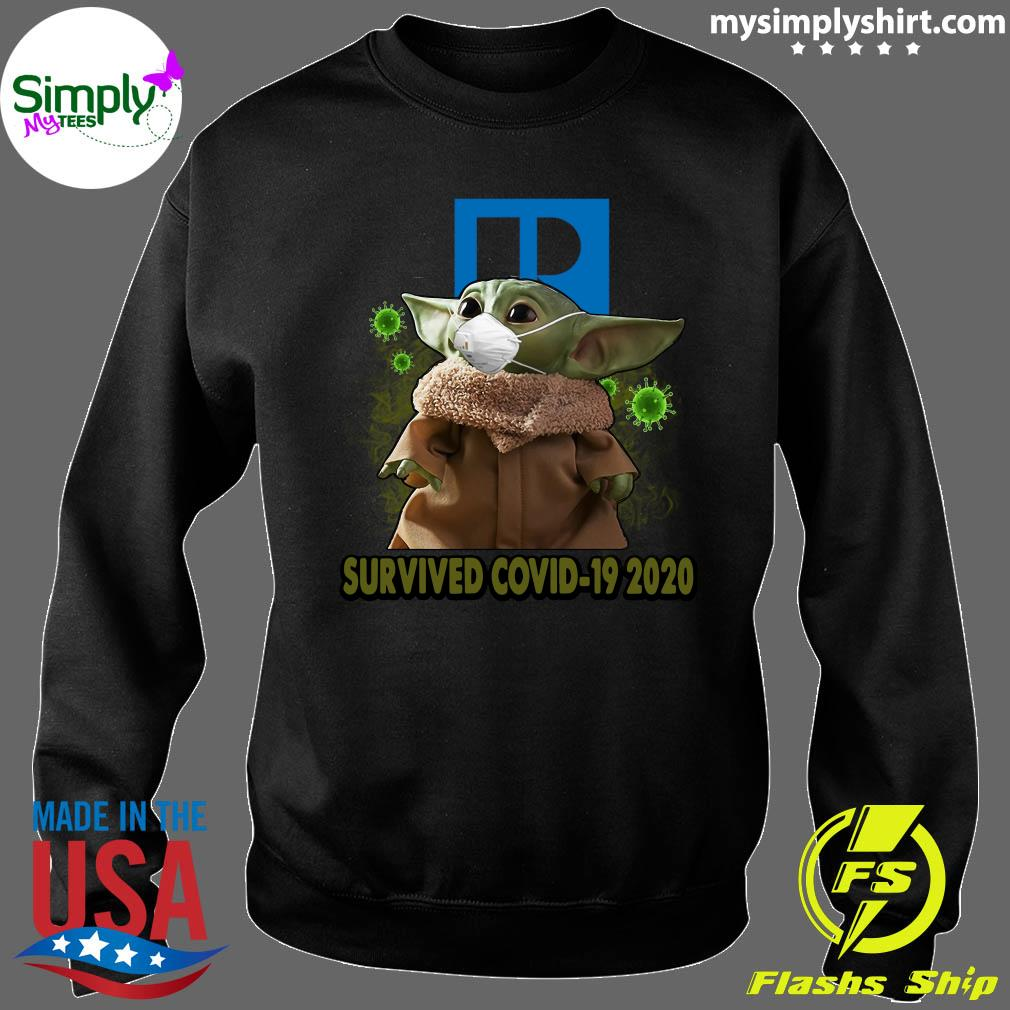 Baby Yoda Realtors Survived Covid 19 2020 Shirt Sweater