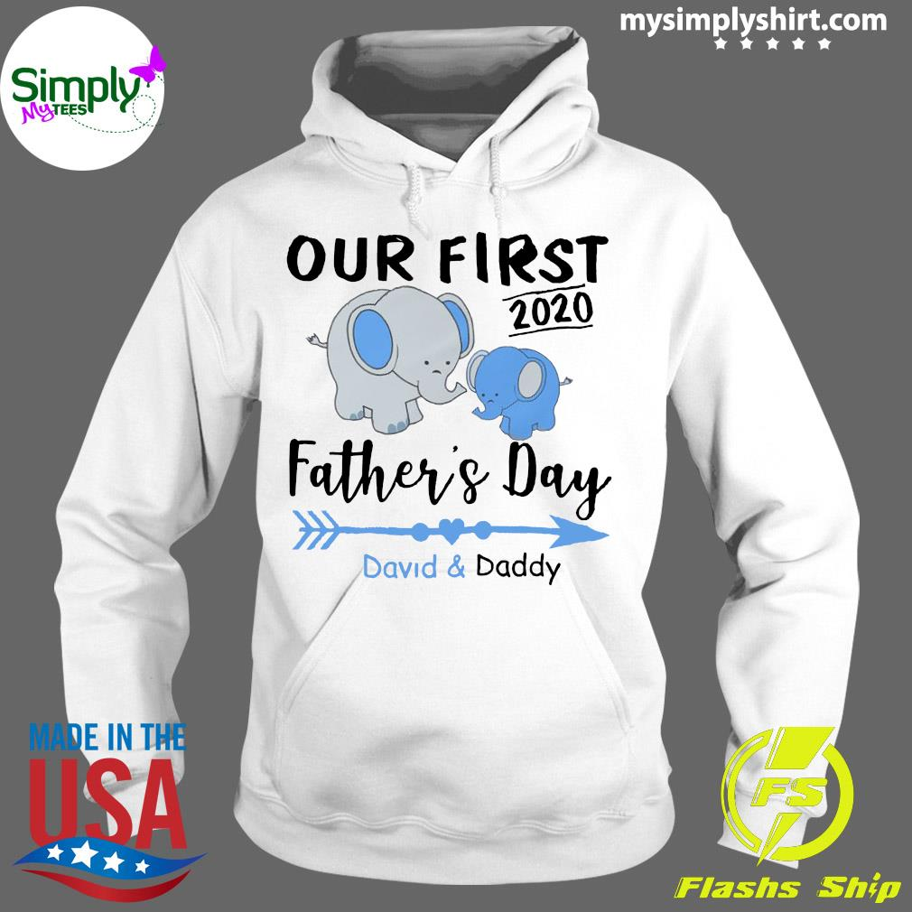 Family Daddy And Baby Matching Shirt Hoodie