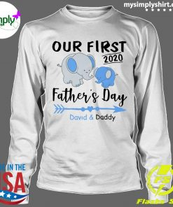 Family Daddy And Baby Matching Shirt Longsleeve