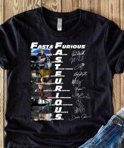 Fast & Furious Anniversary 9 Years Shirt