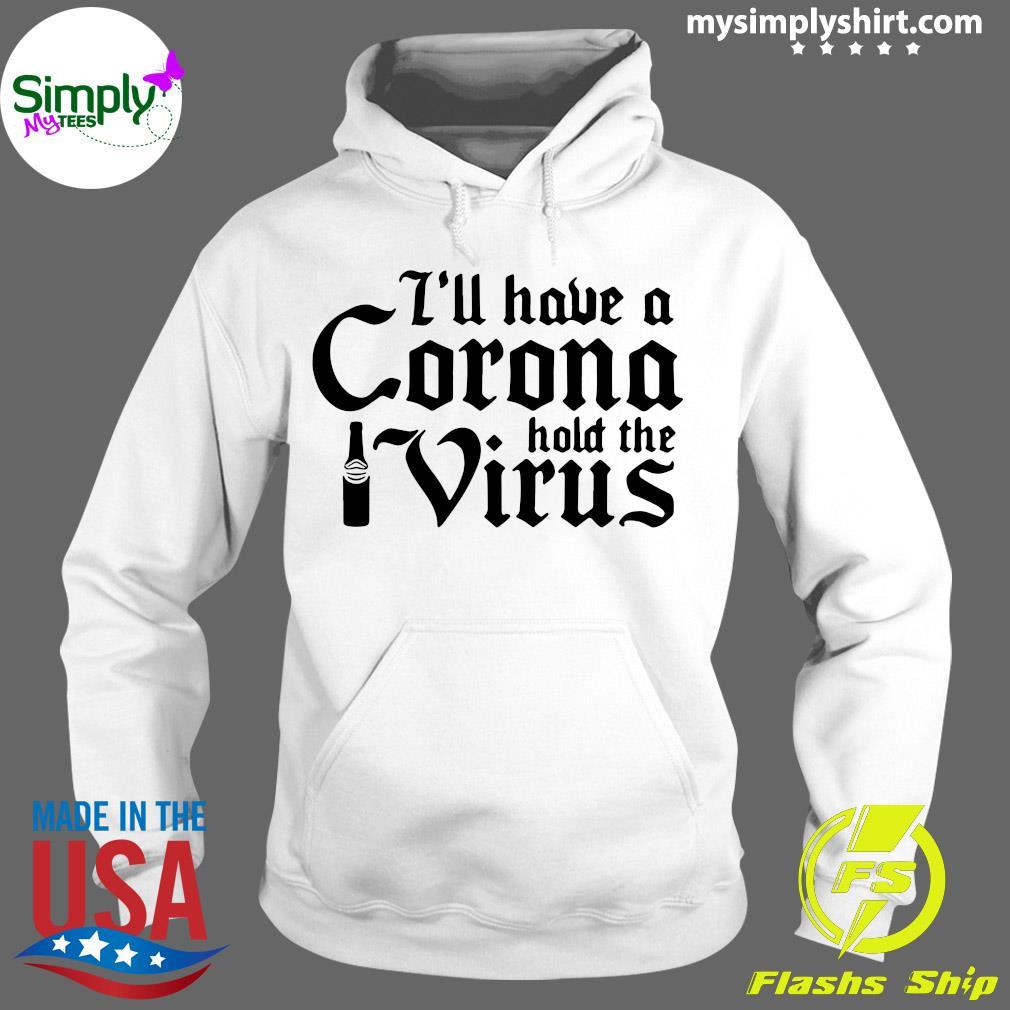 Squatch King Threads CoronaVirus 2020 Funny Beer Shirt Hoodie