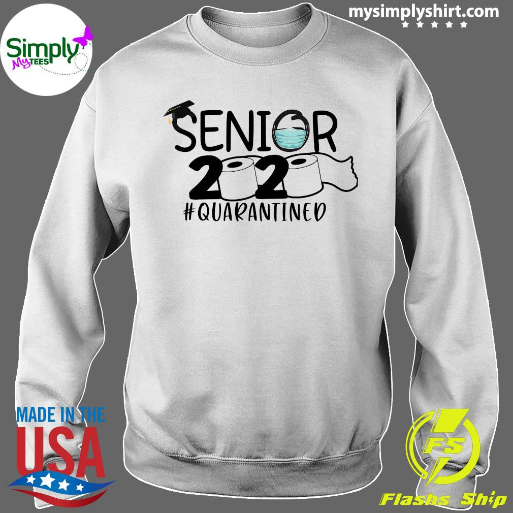 Toilet Paper Senior 2020 Quarantined Shirt Sweater