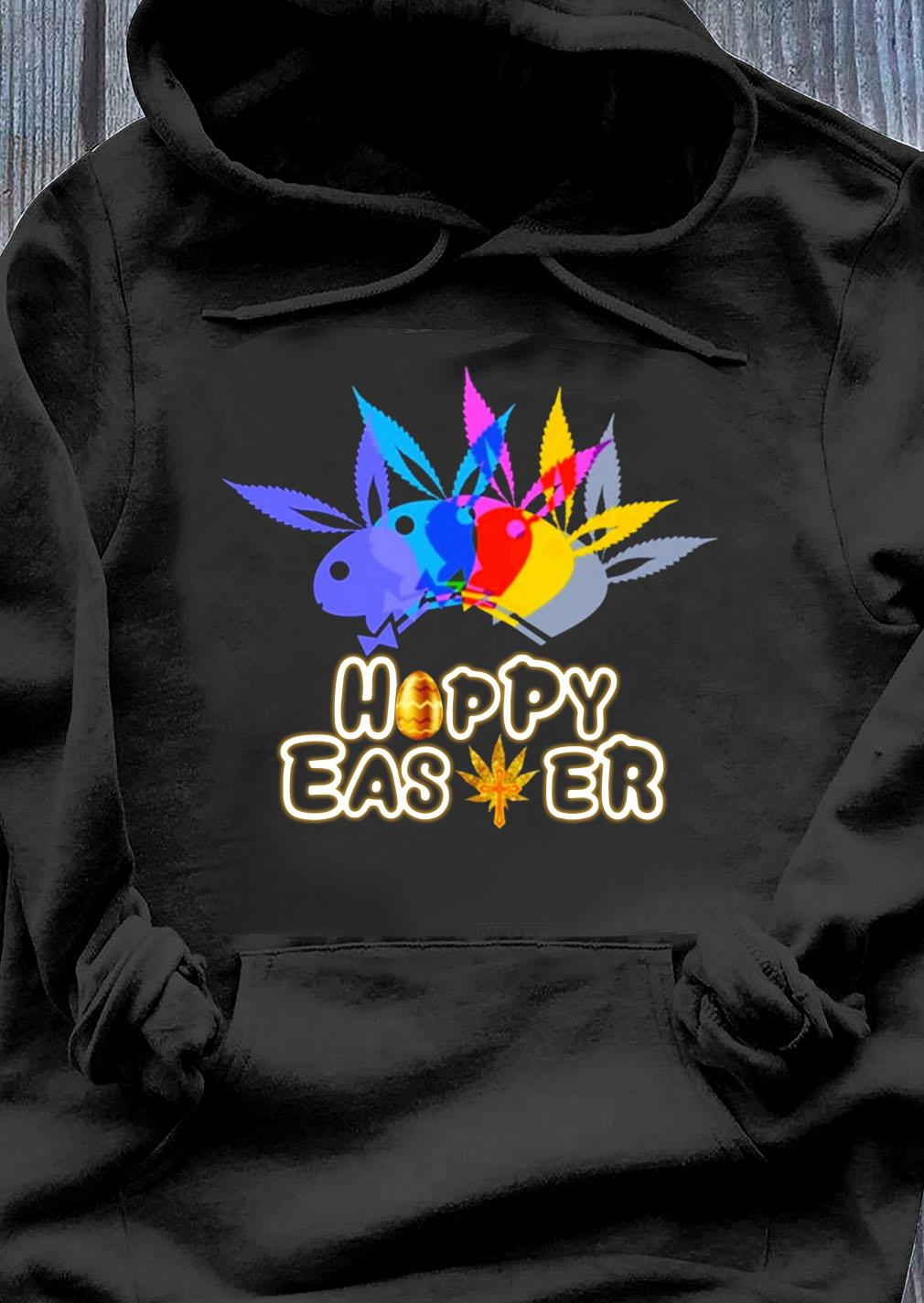 Color Happy Easter Shirt Hoodie