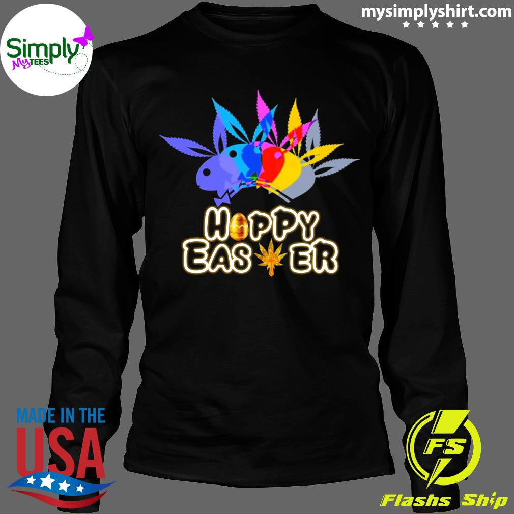Color Happy Easter Shirt Longsleeve