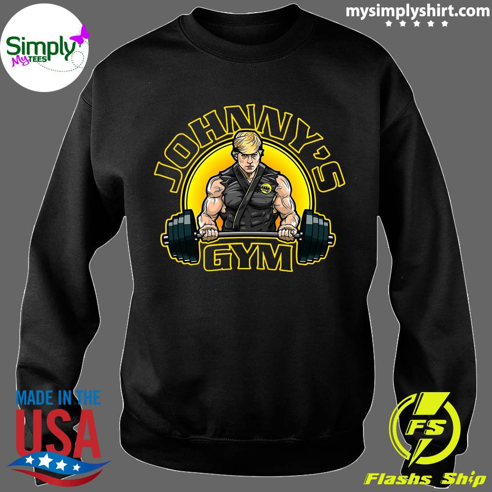 Official Johnny's Gym Shirt Sweater