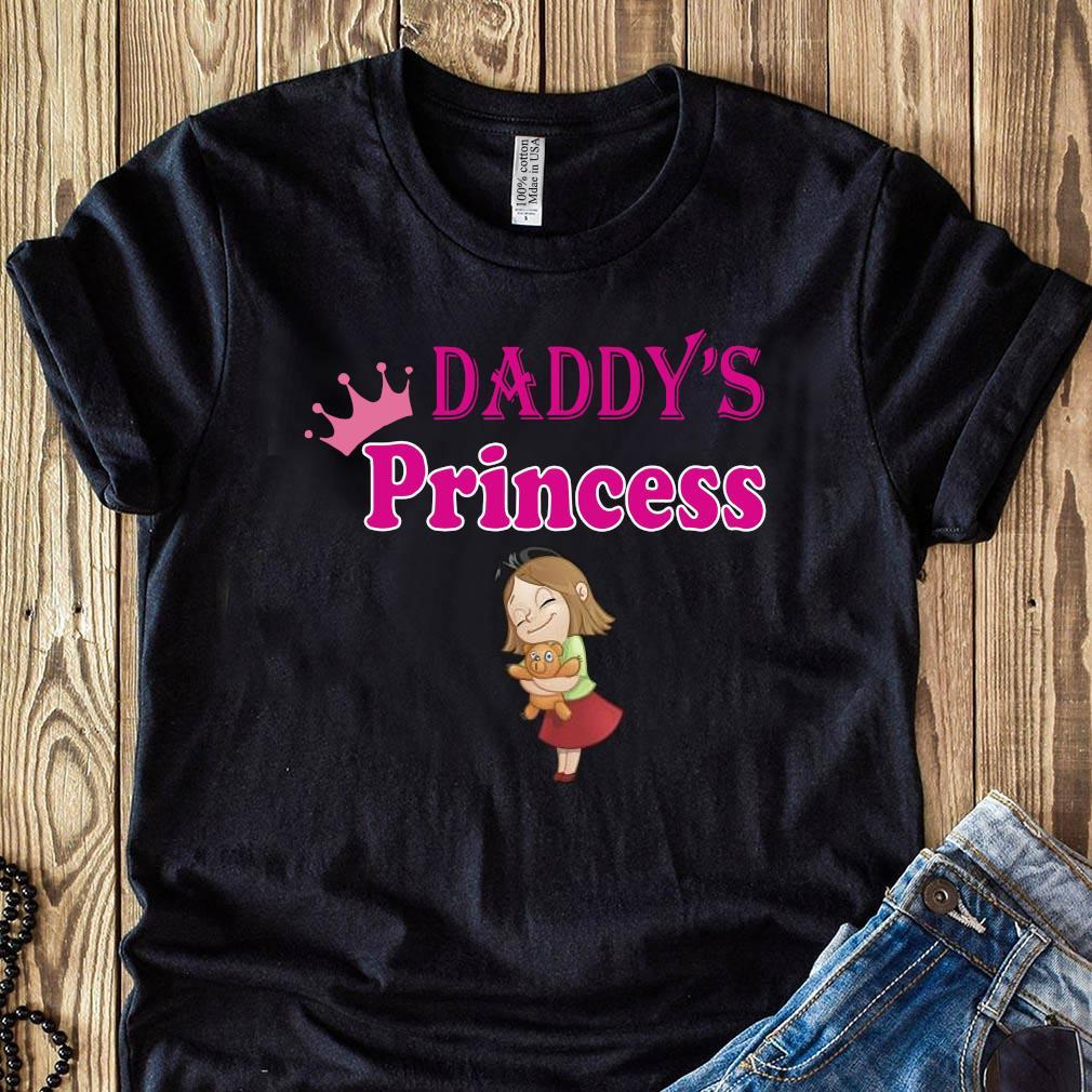 Prinzessin Angel Des Niedlichen Vatis Shirt