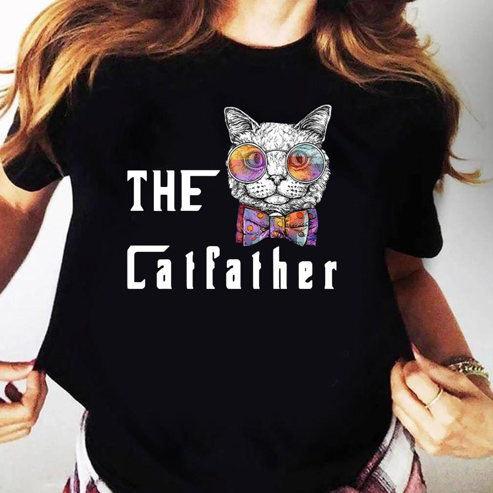 The Catfather Shirt Ladies tee