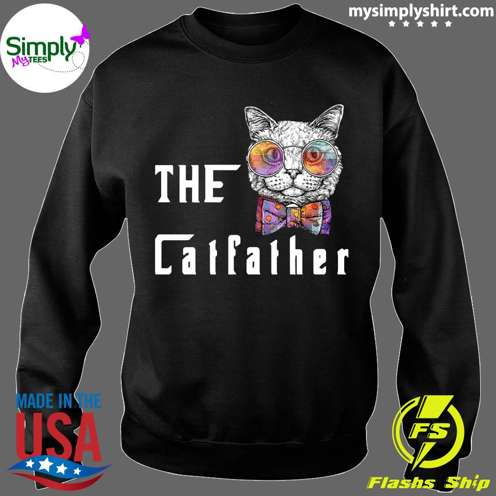 The Catfather Shirt Sweater