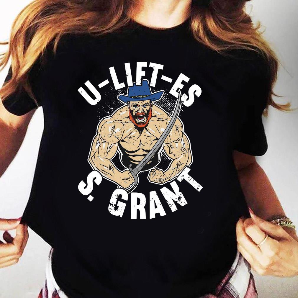 U-Lift-Es S Grant Shirt Ladies tee