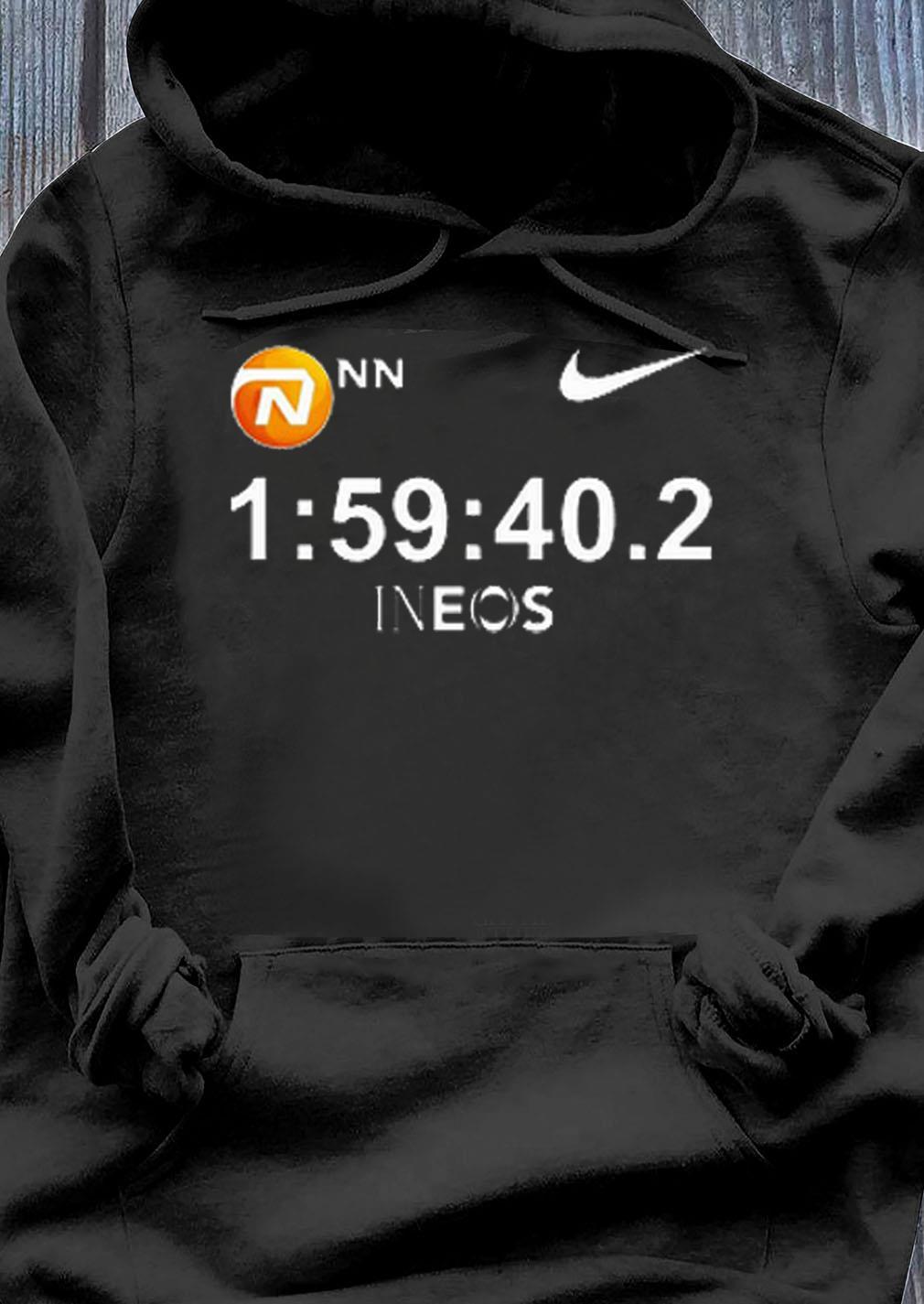 1 59 402 Ineos Challenge Elud Kipchoge Shirt Hoodie