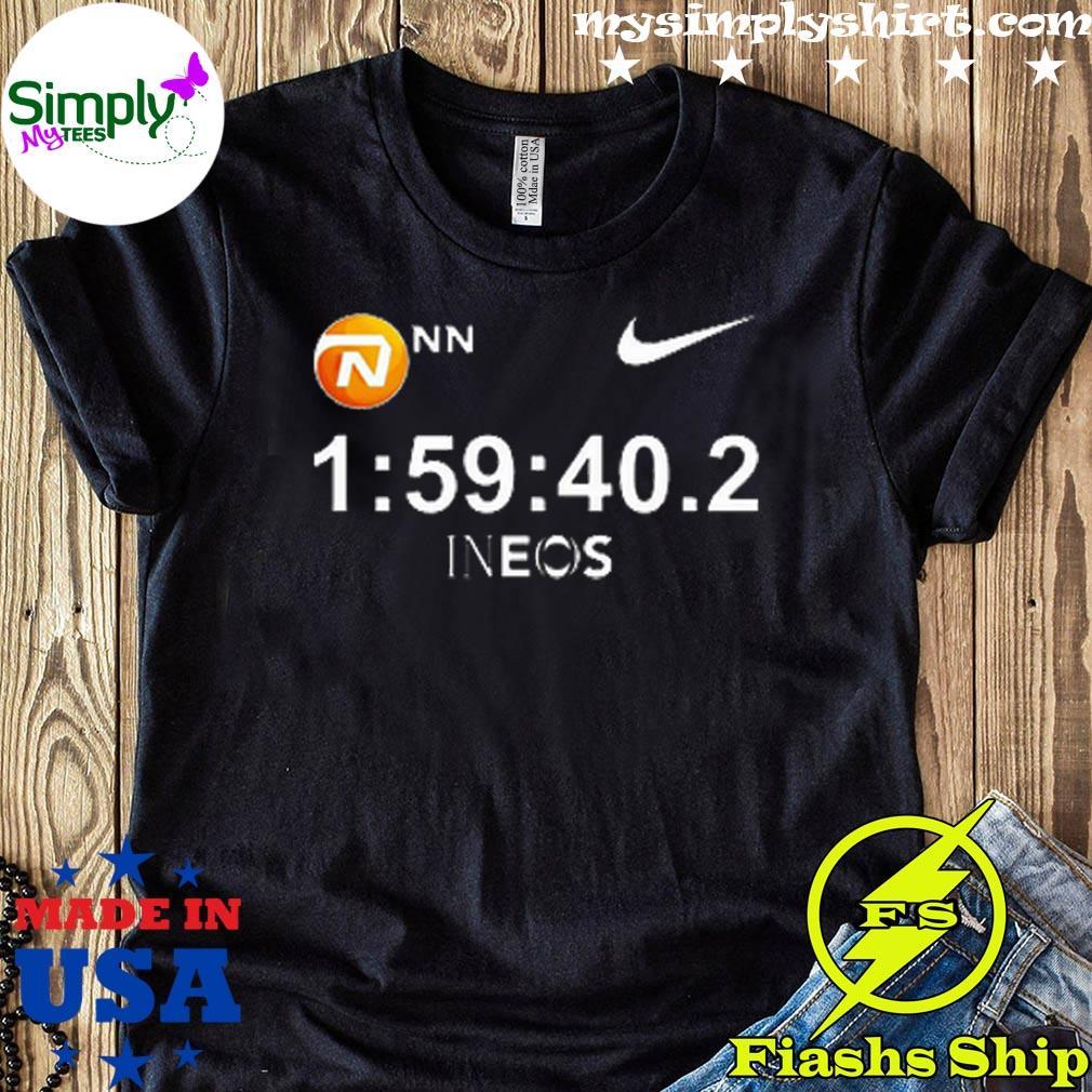1 59 402 Ineos Challenge Elud Kipchoge Shirt