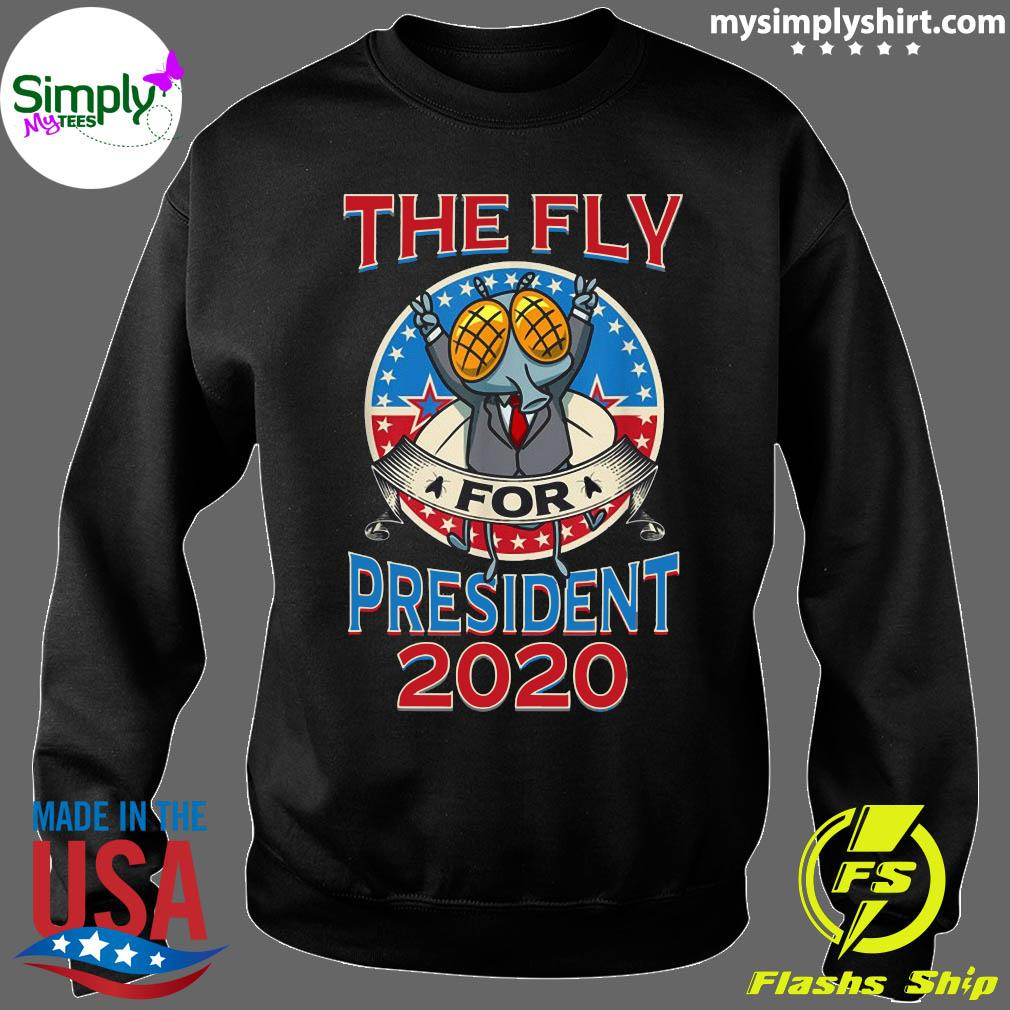 2020 Election Fly for President Political Design Shirt Sweater