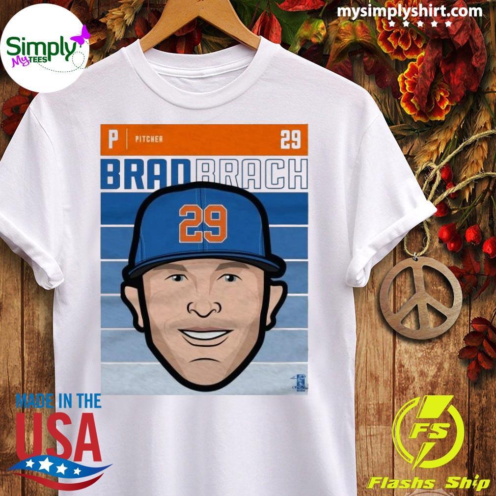 Brad Brach Fade 29 Unisex Shirt Ladies tee