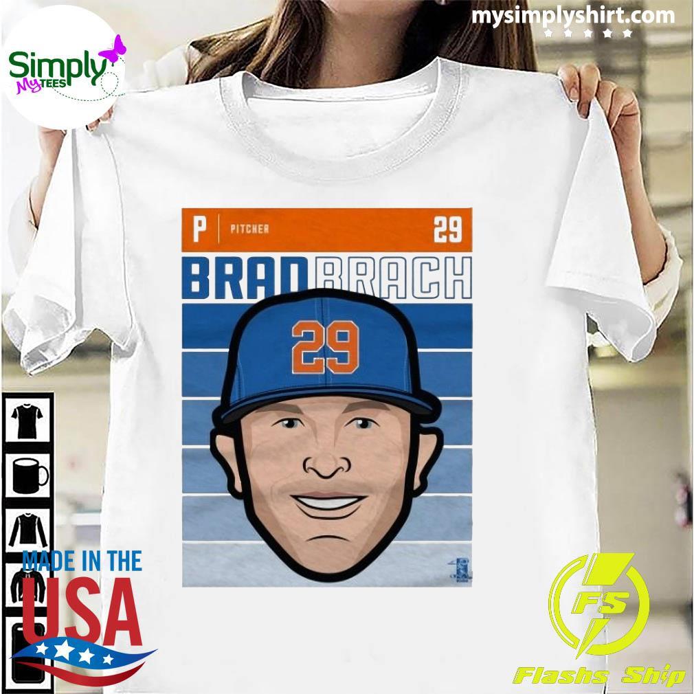 Brad Brach Fade 29 Unisex Shirt