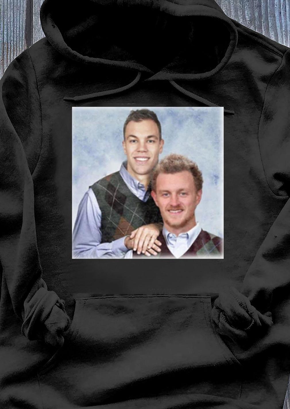 Buf Brothers Tee Shirt Hoodie