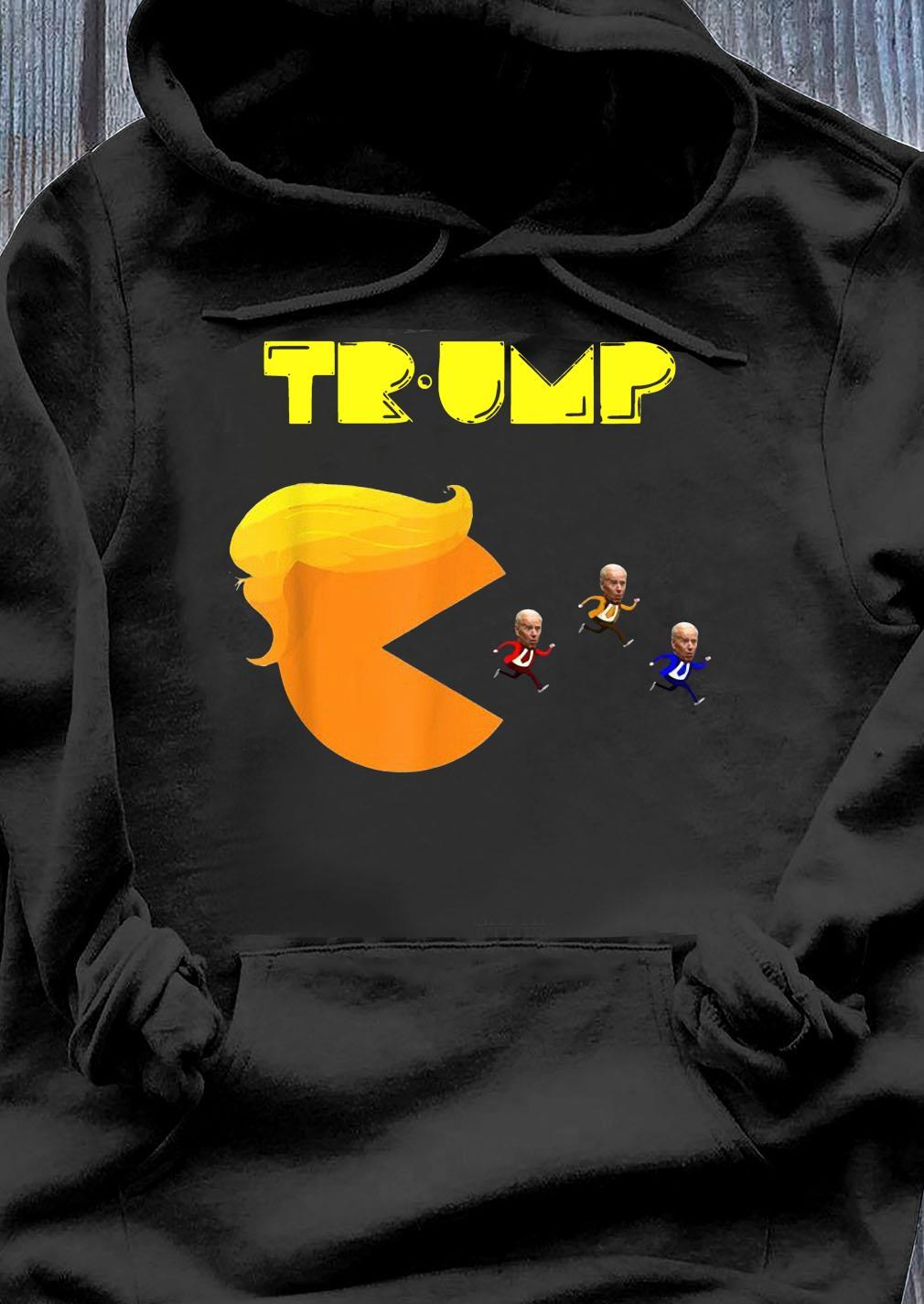 Donald Trump Biden Video Game Shirt Hoodie