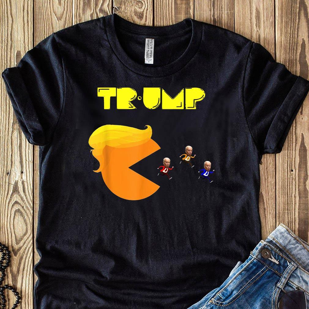 Donald Trump Biden Video Game Shirt