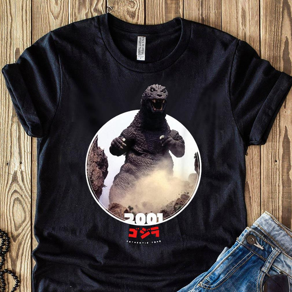 Godzilla 2001 GMK Icons of Toho Shirt