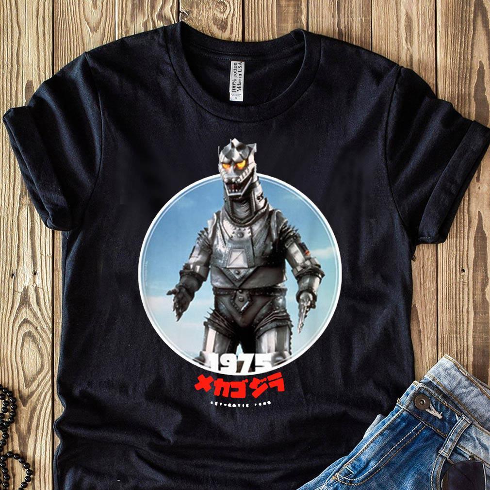 Godzilla Mechagodzilla 1975 Icons of Toho Shirt