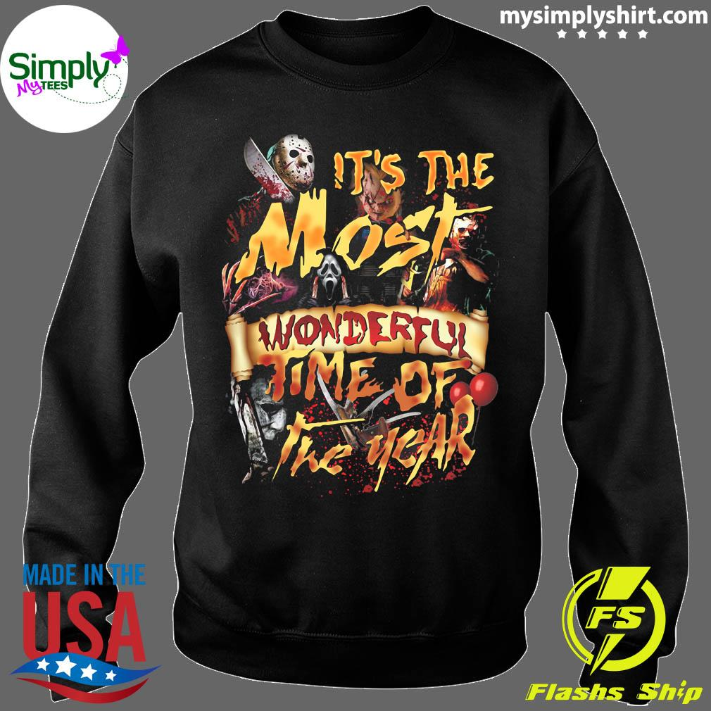 It's The Most Wonderful TIme Of The Year Shirt Sweater