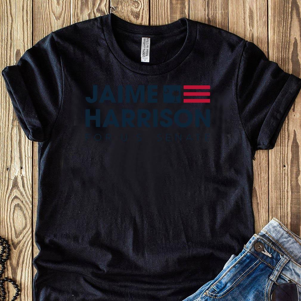 Jaime Harrison For Us Senate Uniex Shirt