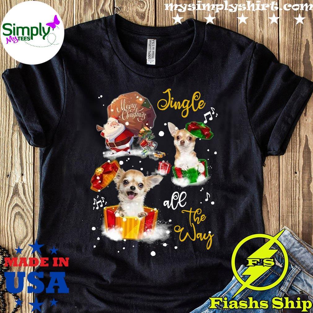 Merry Christmas Jingle All The Way Shirt