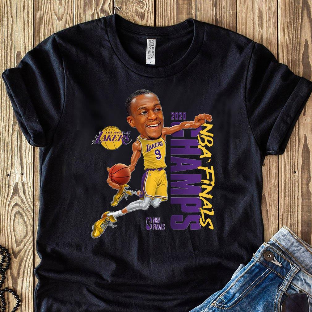 Rajon Rondo LA Lakers Champions 2020 T-Shirt