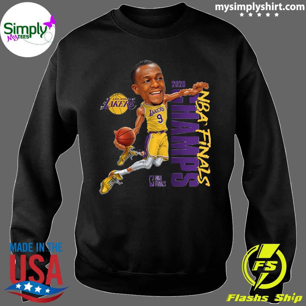 Rajon Rondo LA Lakers Champions 2020 T-Shirt Sweater