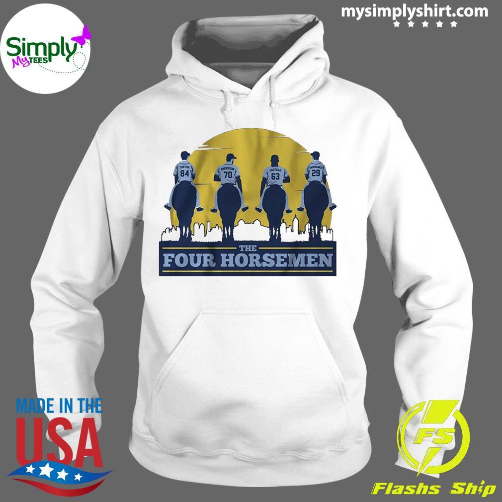 The Four Horsemen Tampa Bay Baseball Shirt Hoodie