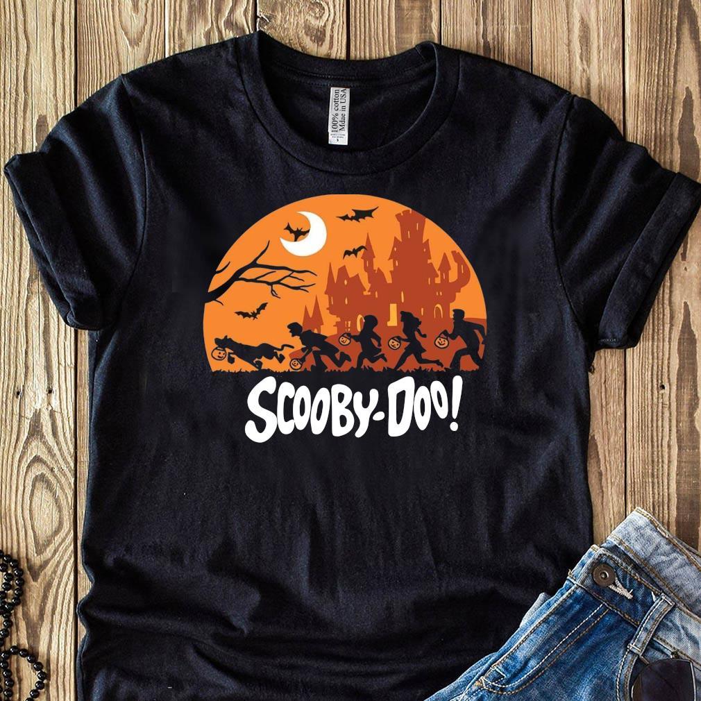 Trick Or Trek Scooby-Doo Halloween Shirt