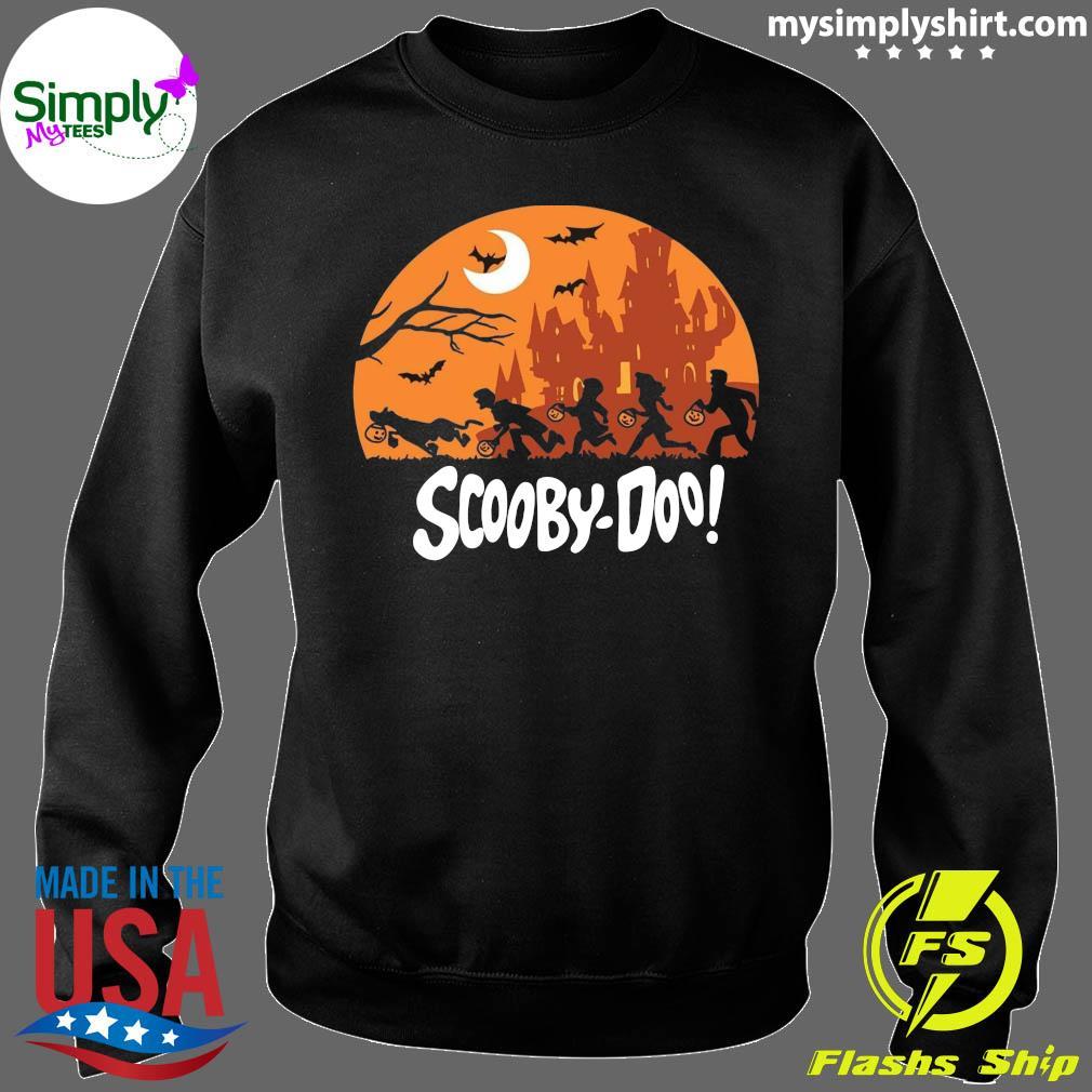 Trick Or Trek Scooby-Doo Halloween Shirt Sweater