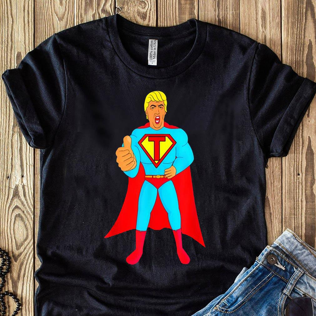 Trumpman 2020 Funny Super Gift Election Presidential 2020 Shirt