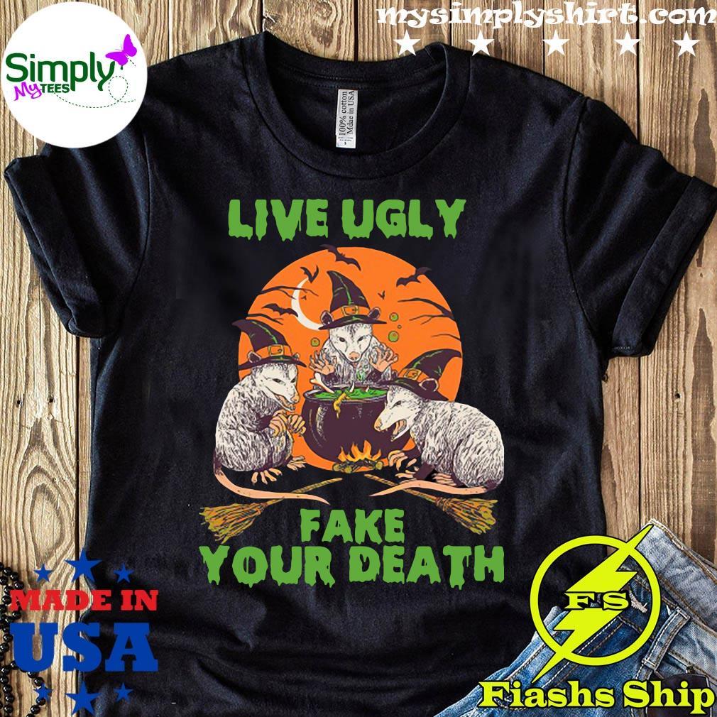 Animal Live Fake Your Death Shirt