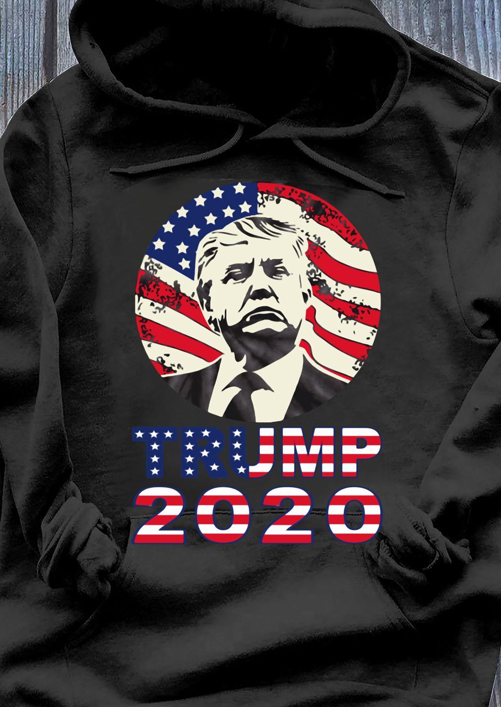 Donald Trump 2020 American Shirt Hoodie