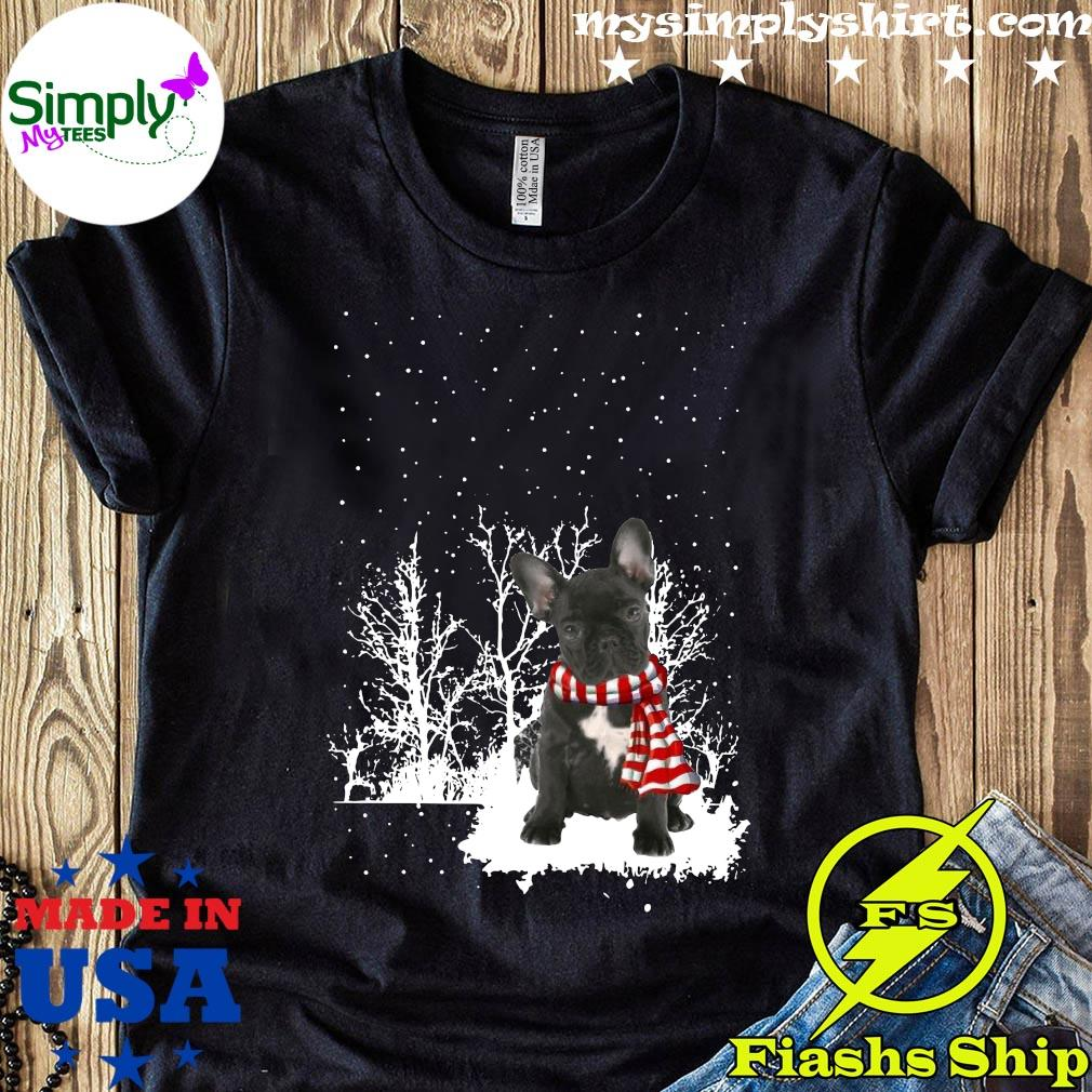 French Bulldog Merry Christmas Shirt