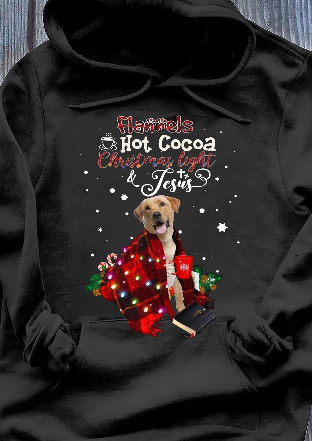 Labrador Retriever Everything You Need In Xmas Crewneck Sweats Hoodie