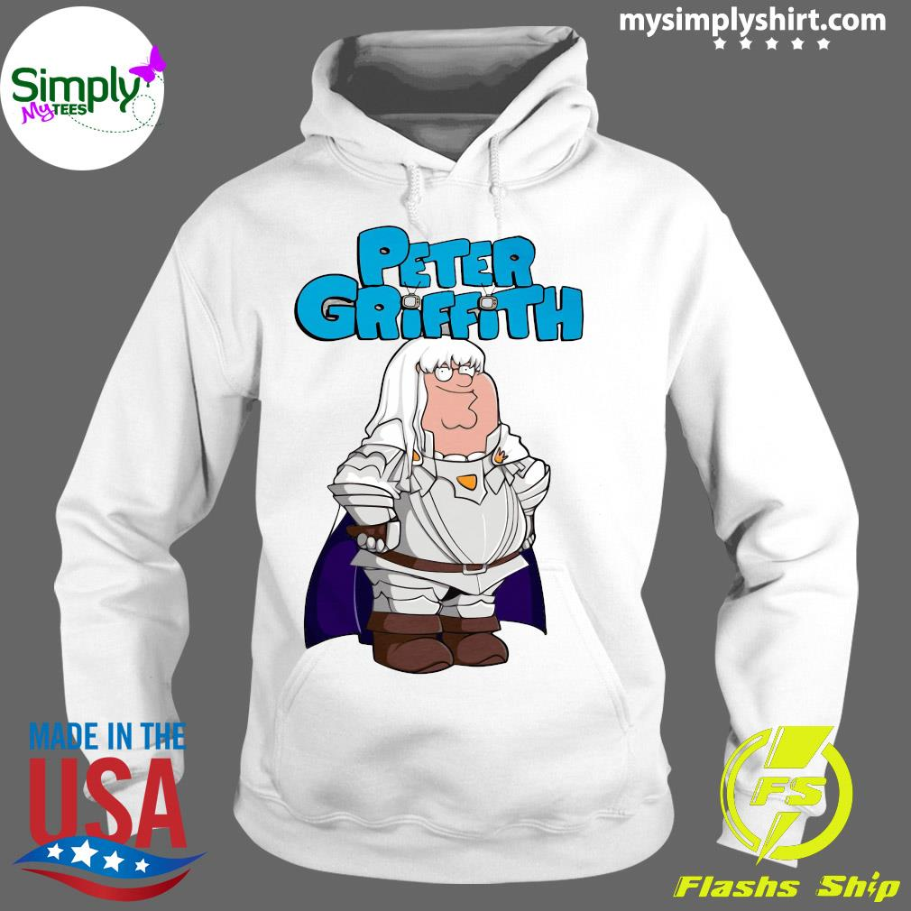Peter Griffith Shirt Hoodie