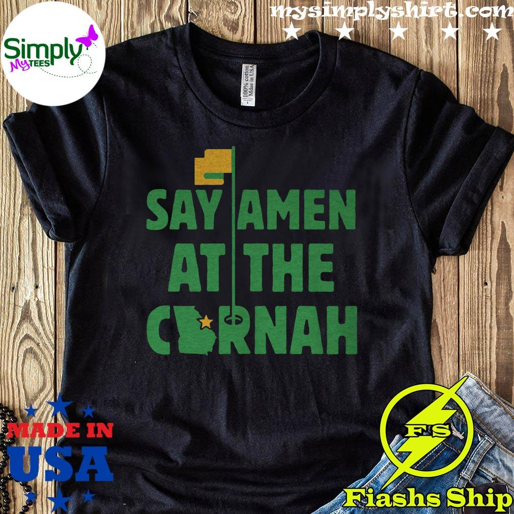 Say Amen At The Cornah Chris Vernon T-Shirt