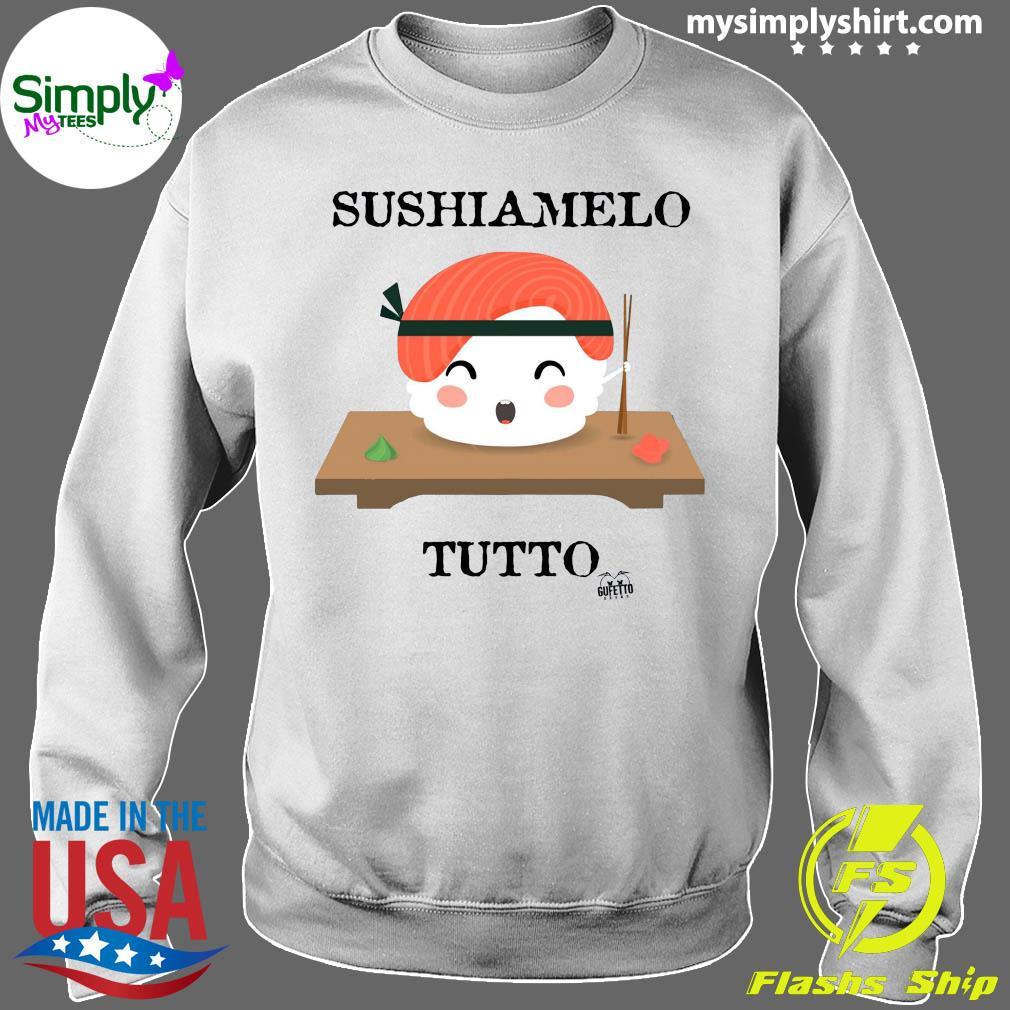 Sushiamelo Tutto Gufetto Tee Shirt Sweater