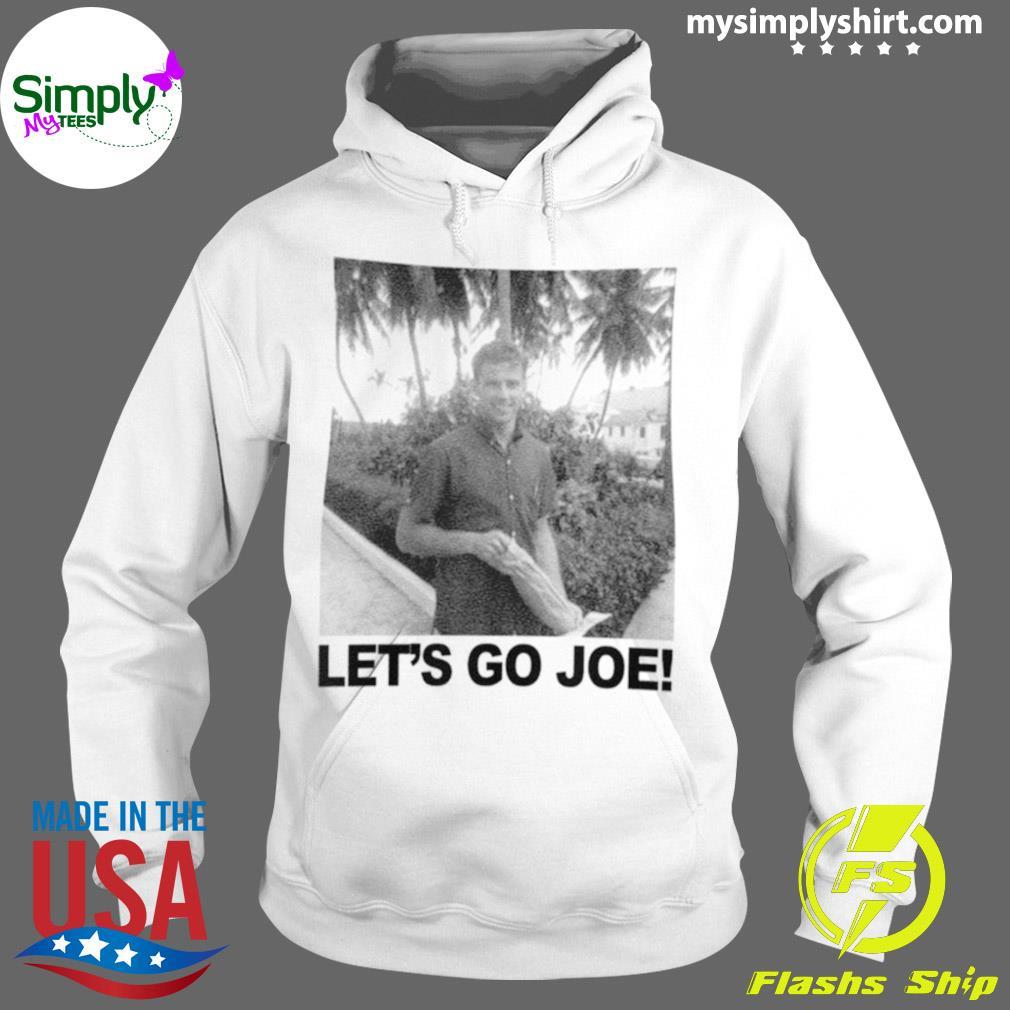 Young Joe Biden Lets Go Joe Shirt Hoodie