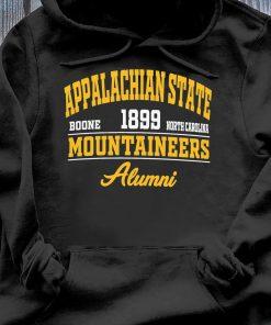 Appalachian state noone 1899 north carolina Mountaineers alumni Hoodie