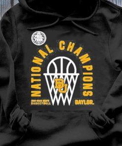 Baylor Bears 2021 National Champions Shirt Hoodie